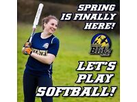 PLAYERS WANTED!! Softball is back in Coventry ⚾️