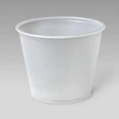 1oz Plastic Portion Pots (250) Sauce Pots, Catering Disposables, Dip Pots