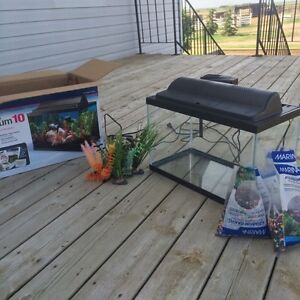 Aquarium for sale kijiji fish tanks pets animals for for Fish tanks for sale ebay