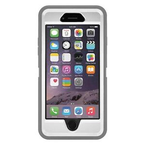 OtterBox Rugged Protection Grey 6/6s Plus  Windsor Region Ontario image 2