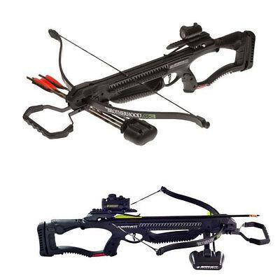 Barnett 78618 Brotherhood M3 Recurve Crossbow Kit