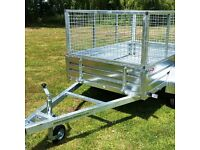 New Paxton Countryman Trailer (6x4ft)