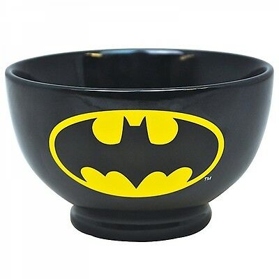 Batman Logo Ceramic Bowl The Dark Knight