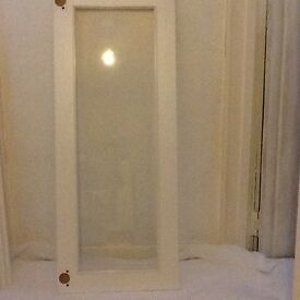IKEA white wall cupboard door