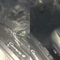 INTERIOR DETAILER AND LEATHER CARE - LAVE AUTO - DETAIL SERVICE