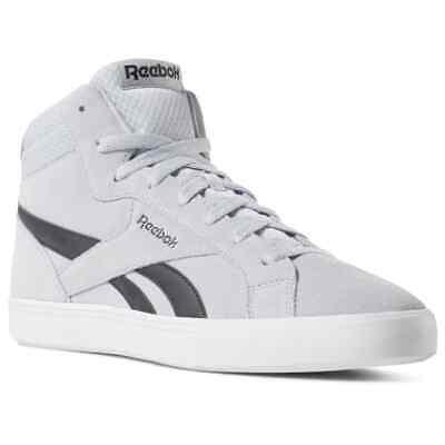 Reebok Men's Royal Complete 2 MS Casual Shoe Grey Black New Size...