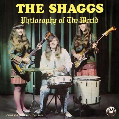 The Shaggs - Philosophy Of The World Vinyl LP LIGHT IN T NEW](Shaggs Halloween)