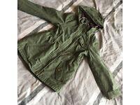 George Girls Coat 7-8 years