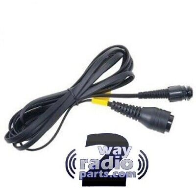 Motorola Xtl5000 Xtl2500 Mototrbo Cable Mobile Mic Extension 20ft Pmkn4034a