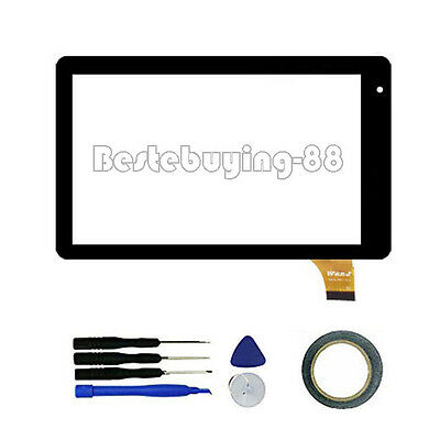 US New Digitizer Touch Screen Glass for RCA Voyager RCT6873W42 7 Inch Tablet