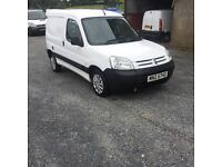 2006 Berlingo full psv 1.6 hdi fully belted good driver no faults