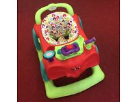 Mamas & Papas activity walker