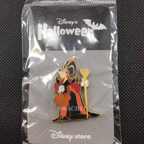 Japan Disney Store JDS Halloween Goofy as Jafar Pin - 33495