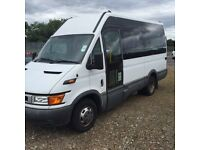 2005 IRUS BUS 2.8 IDEAL FOR CAMPER CONVERSION £2650