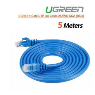 Cat6 UTP lan cable blue color 26AWG CCA 5M 11204 Sydney City Inner Sydney Preview