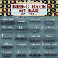Stephanni Anderdson- Scentsy Bring Back my Bar June 2015!