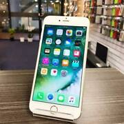PRE LOVED IPHONE 6 128GB SLIVER UNLOCKED WARRANTY AU MODEL INVOIC Pacific Pines Gold Coast City Preview