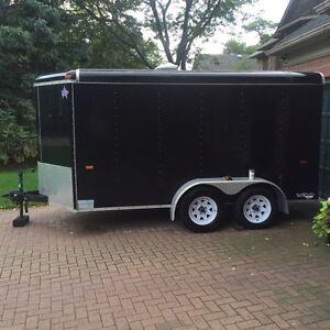 US cargo trailer 2009