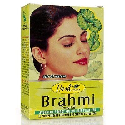 Buy 4 Get 1 Free Hesh Brahmi 100Gm Herbal Brahmi Powder Bacopa