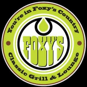 Foxy's Family Classic Grill and Lounge Central Avenue Sutherland