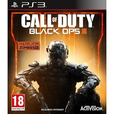 CALL OF DUTY BLACK OPS 3+BLACK OPS 1, PS3 (PLAYSTATION 3) CASTELLANO...