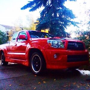 Clean Toyota Tacoma X-Runner