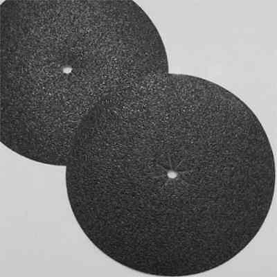 60 Grit Silverline Essex Sl-7 Floor Edger Sanding Discs - Sandpaper - Box Of 50