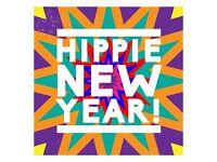 NYE BERLIN TICKETS x 3: HIPPE NEW YEAR - RITTER BUTZKE