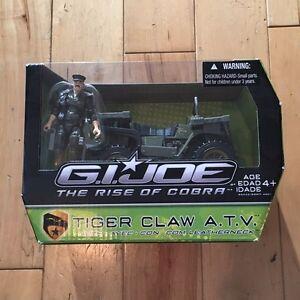 G.I. Joe - Rise of Cobra - Tiger Claw ATV - BRAND NEW!