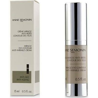 Anne Semonin Miracle Eye Contour Anti-Wrinkle Cream 15 mL / 0.5 fl. oz. NIB $159