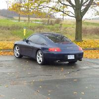 1999 Porsche 911 Carrera Coupe (2 door)
