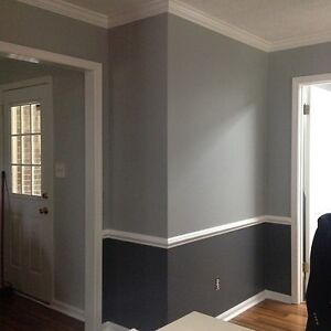 Full service painting @18/hr (Wall paper removal ,skim coating ) Peterborough Peterborough Area image 1