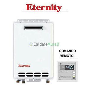 Scaldabagno a gas per esterno takagi mod eternity 16 18 lt metano ebay - Scaldabagno a gas metano ...