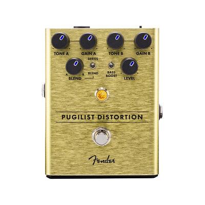FENDER Pugilist Distortion / Overdrive / Bass-Boost / Gitarreneffektgerät