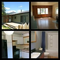 For Rent: Mobile home in Golden, B.C.