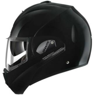 Shark Evoline Series 3 Fusion Modular Motorcycle Helmet Black XS South Hobart Hobart City Preview