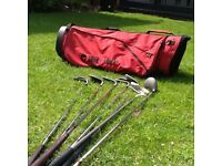 Golf Clubs - half set Ladies