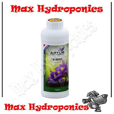 Aptus Plant Care N Boost 1L Nitrogen Booster Enhancer
