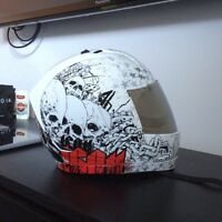 ICON Alliance Torrent motorcycle helmet XL