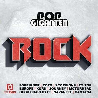 POP GIGANTEN  Rock ( Neuer Sampler 2020 Box-Set )  3 CD  NEU & OVP 29.05.2020