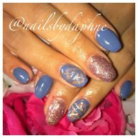 Quality gel nails ! Same day appts available !