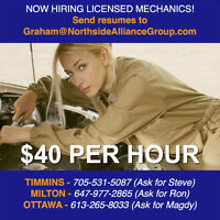 $40 PER HOUR! YOU WOULD HAVE YOUR OWN LIFT!