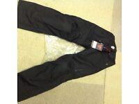 Dainese goretex motorcycle trousers