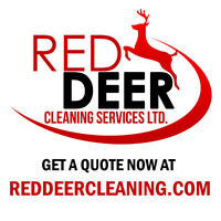 Residential & Commercial Cleaning Service - Red Deer Cleaning