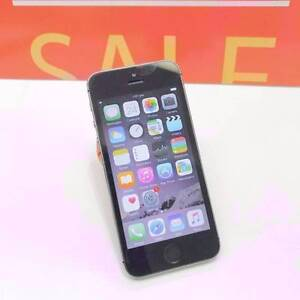 AS NEW IPHONE 5S 64GB SPACE GREY UNLOCKED WITH WARRANTY Surfers Paradise Gold Coast City Preview