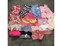 Baby girl bundle 12 - 18 months