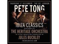 Pete Tong Ibiza Classics Glasgow