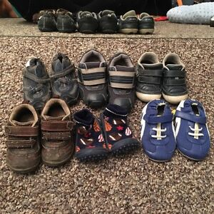 Boys shoes - 12 months - 4/5