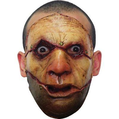 Mens Scary Zombie Serial Killer Latex TV Film Halloween Fancy Dress Costume Mask