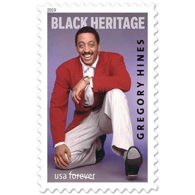 USPS New Gregory Hines Pane of 20